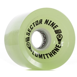 SECTOR 9 | Lumithane Glow Wheels (67mm/78A)