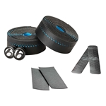 BONTRAGER | Microfiber Foam Bar Tape (Blue)