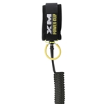 XM SUP COILED REGULAR ANKLE LEASH 12'