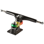 "GULLWING | 9"" Sindwinder Longboard Trucks - Black / Rasta"