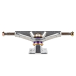 VENTURE | 5.0 High Polished Silver Skateboard Trucks