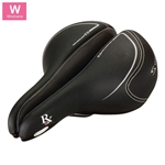 SERFAS | RX-922V Women's Road/MTB Comfort Saddle