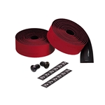 CICLOVATION | Advanced Bar Tape with Leather Touch - Red