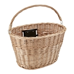 ELECTRA Quick Release Wicker Basket