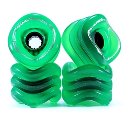 SHARK WHEELS | 70MM, 78A Sidewinder Longboard Wheels